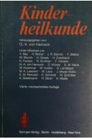 Kinderheilkunde. G.-A. von Harnack. Springer-Verlag