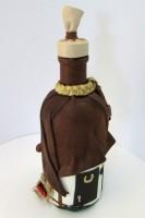 Бутылка Декупаж Hand Made Хата