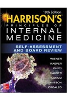 Harrison's Principles of Internal Medicine Self-Assessment and Board Review 19th Edition. Charles Wiener Dennis Kasper Stephen Hauser. McGraw-Hill Education
