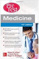 Medicine PreTest Self-Assessment and Review Fourteenth Edition. Robert Urban J. Rush Pierce Roger Smalligan. McGraw-Hill Education