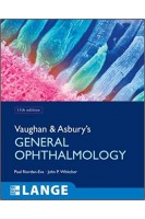 Vaughan & Asbury's General Ophthalmology  17th Edition.  Paul Riordan-Eva John Whitcher. McGraw-Hill Medical