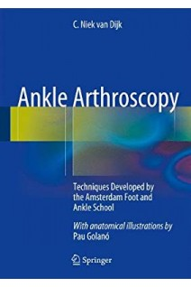 Ankle Arthroscopy: Techniques Developed by the Amsterdam Foot and Ankle School. C. Niek van Dijk. Springer