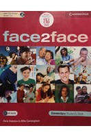 Face2face. Elementary Student's Book (БУ). Chris Redston. Cambridge