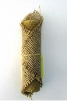 Свеча-оберег из натурального воска малая