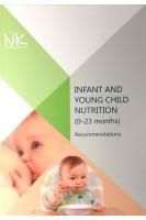Infant and Young Child Nutrition (0-23 months): recommendations. Харчування дітей перших років життя (0-23 місяців) : клінічна настанова. Katilov O.V. (Катілов О.В.). Нова книга
