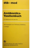 Antibiotika-Taschenbuch (БУ). Brauss F.W.. Munchen